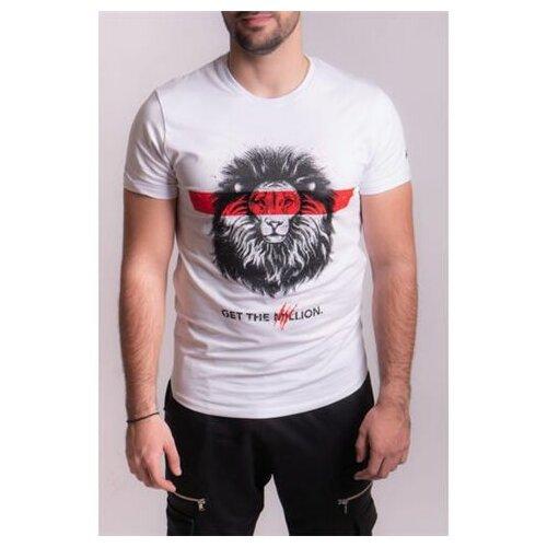 Steven Dockman Animal Lion - muška majica  Cene