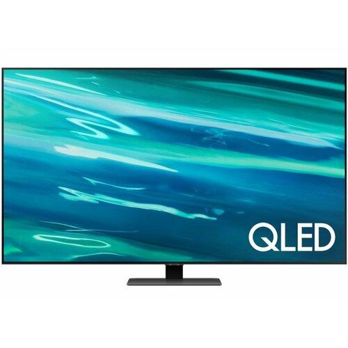 Samsung QE55Q80AATXXH Smart 4K Ultra HD televizor Slike