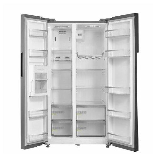 Midea HC-689WEN side by side frižider Slike