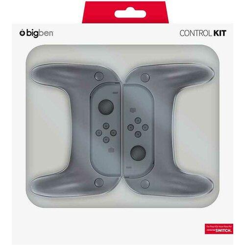 Bigben gamepad nacon nintendo switch set of 2x sticks caps Slike