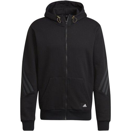 Adidas muški duks M FI WTR FZ crna H21554 Slike