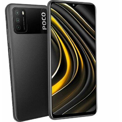 Xiaomi POCO M3 4GB/128GB Power Black MZB082REU mobilni telefon Slike