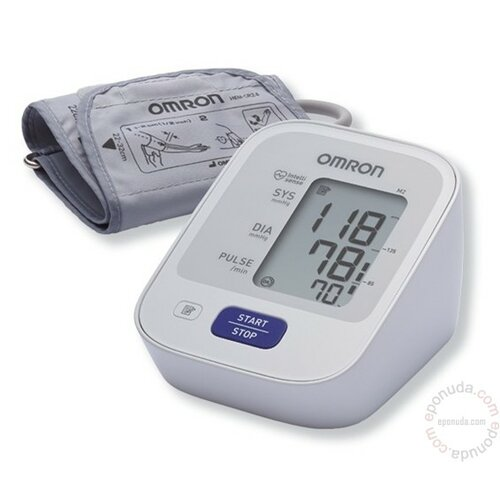 Omron aparat za merenje krvnog pritiska M2 (na nadlakticu) aparat za pritisak Slike