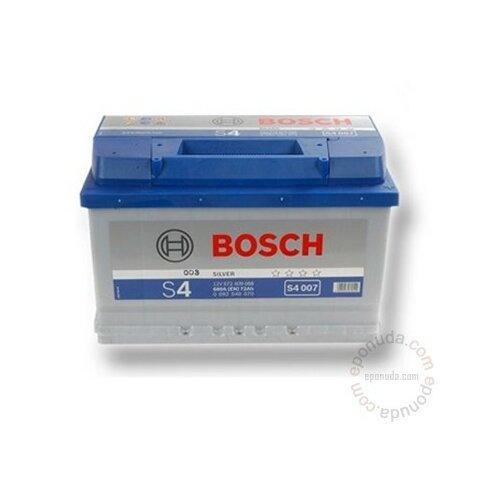 Bosch S4 72 Ah +D akumulator Slike