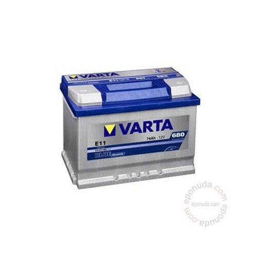 Varta blue dynamic 12V60 AH L+ akumulator Slike