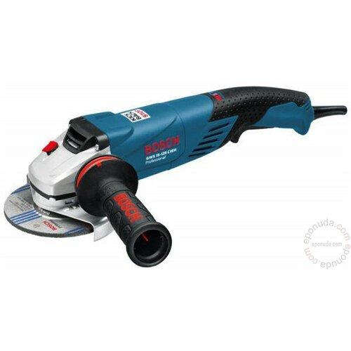 Bosch blue ugaona električna brusilica GWS 15-125 CIEH Slike