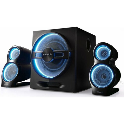Microlab T10 Gaming, Bluetooth crni 2.1 zvučnik Slike