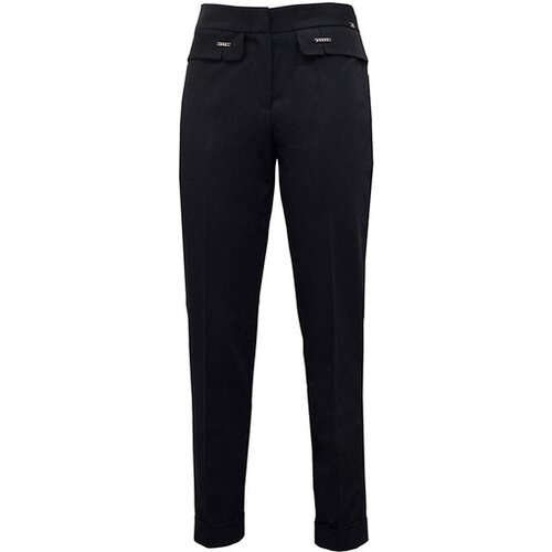 AMC ženske pantalone 035M crne  Cene