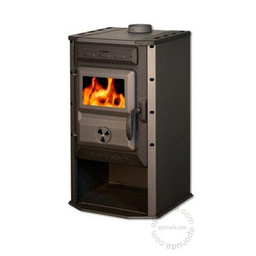 Tim Sistem Carobna pec Black peć za grejanje Slike