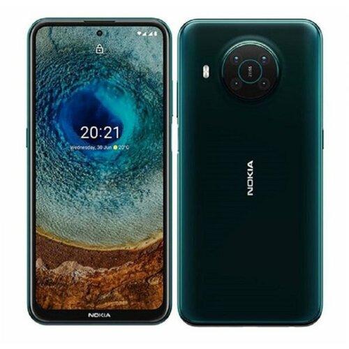 Nokia X10 5G 4Gb/128GB zeleni mobilni telefon Slike
