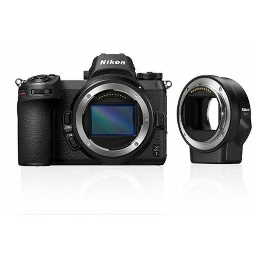 Nikon Z7 II + FTZ ADAPTER digitalni fotoaparat Slike