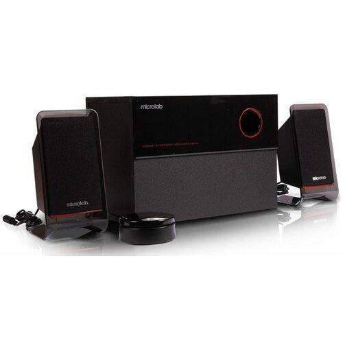 Microlab M200BT, Bluetooth 50W Black 2.1 zvučnik Slike