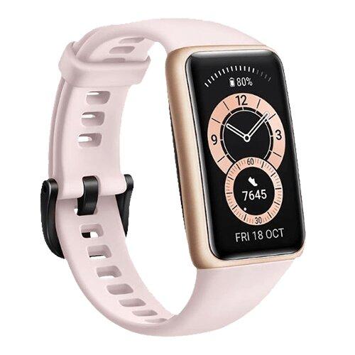 Huawei Band 6 Pink fitnes narukvica  Cene