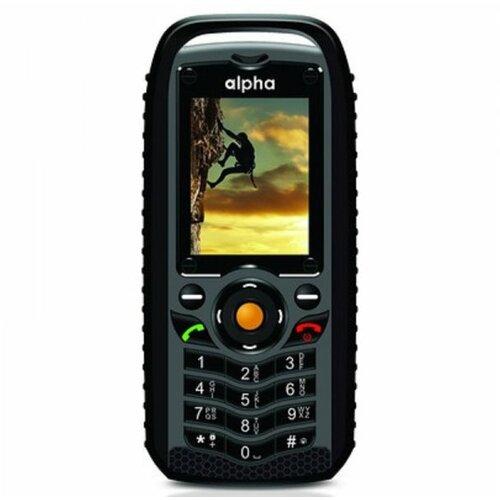 Alpha R1 crni mobilni telefon Slike