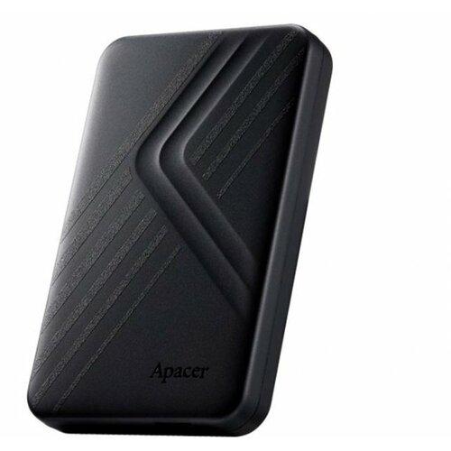 Apacer AC236 5TB 2.5 crni eksterni hard disk Slike