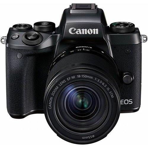 Canon EOS M50 Body + EF-M 18-150mm IS STM MILC crni digitalni fotoaparat Slike