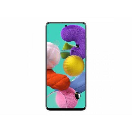Samsung Galaxy A51 DS Beli 6.3, OC 2.3GHz/4GB/128GB/48+12+5+5&32Mpix/4G/And 10 SM-A515FZWVEUF mobilni telefon Slike