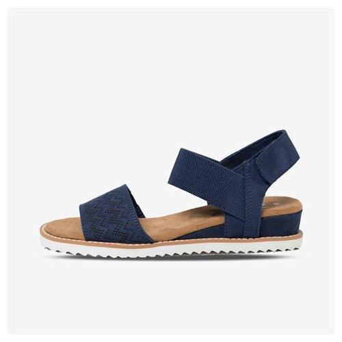 Skechers ženske sandale DESERT KISS 31440-NVY  Cene