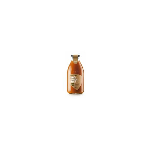 Zdravo 100% šargarepa organski sok 750ml flaša Slike