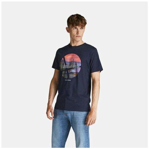 Jackjones muška majica kratak rukav 12192238 03  Cene