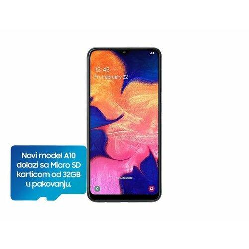 Samsung Galaxy A10 2GB/32GB DS Black (A105) mobilni telefon Slike