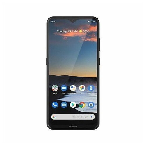 Nokia 5.3 DS Charcoal Dual Sim mobilni telefon Slike