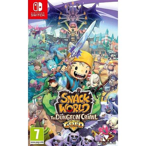 Nintendo SWITCH Snack World - The Dungeon Crawl Gold igra Slike