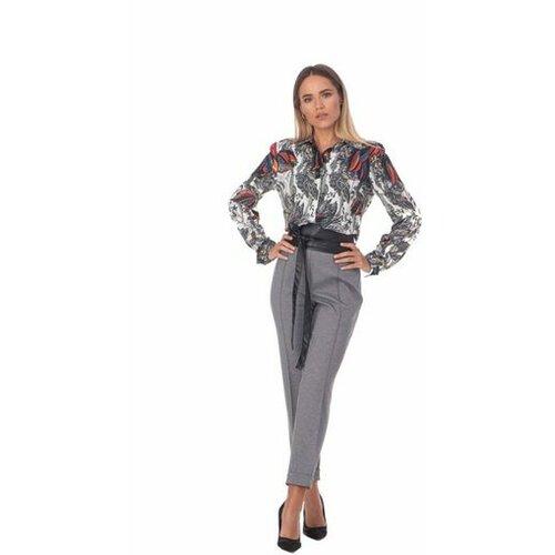 AMC ženske pantalone 206P sive  Cene