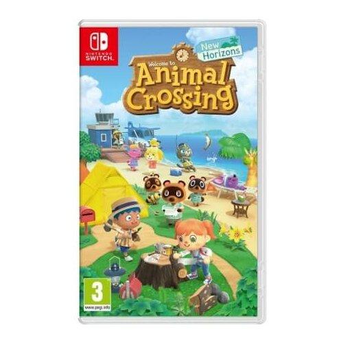 Nintendo Konzola Nintendo SWITCH Animal Crossing New Horizons Edition Slike