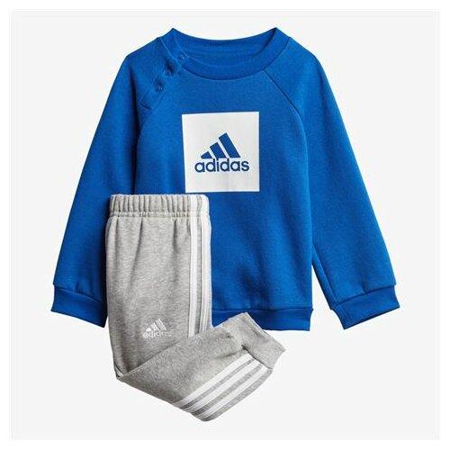 Adidas dečija trenerka I 3SLOGO JOG FL GM8976 Slike