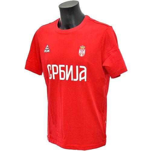 Peak muška majica košarkaška reprezentacija Srbije KSS1608-RED Slike