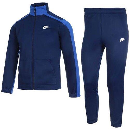 Nike dečija trenerka U Nsw Hbr Poly Tracksuit DD0324-472  Cene