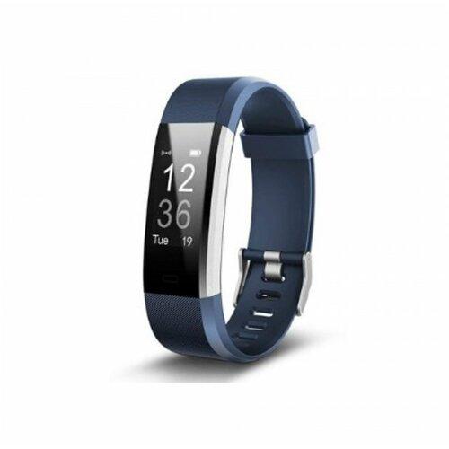 Veryfitup ID115 Plus HR Blue fitnes narukvica  Cene