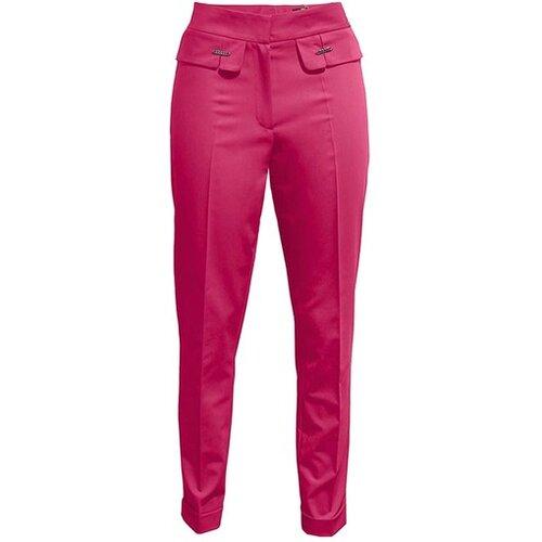 AMC ženske pantalone 035M roze  Cene