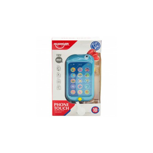Best Luck starwood baby touch screen telefon BE8035 Slike