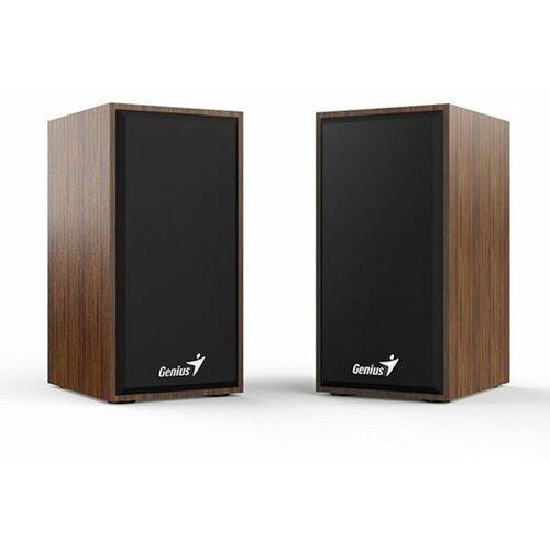 Genius SP-HF180 drveni usb 2.0 zvučnik Slike