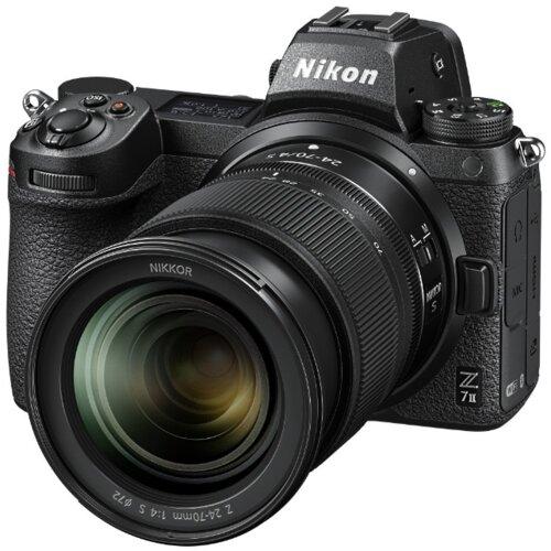 Nikon Z7 II + FTZ adapter + NIKKOR Z 24-70mm f/4 S digitalni fotoaparat Slike