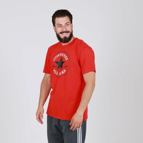 Converse muška majica kratak rukav NOVA CHUCK PATCH TEE M 10007887-A46-610  Cene