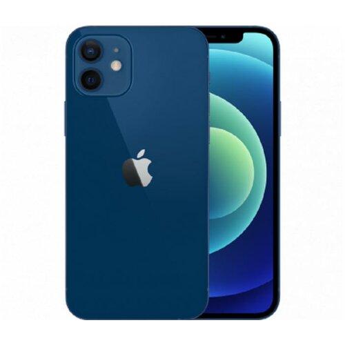 Apple iPhone 12 - 128GB Blue MGJE3SE/A mobilni telefon Slike