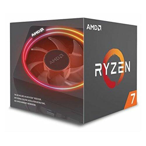 AMD RYZEN 7 2700X - 8-Core 3.7 GHz Socket AM4 procesor Slike