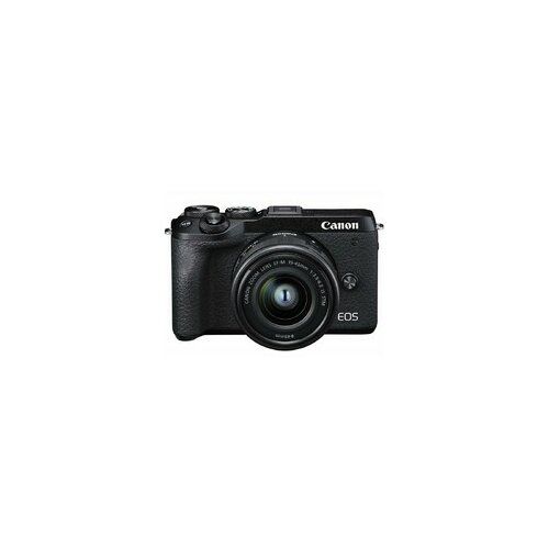 Canon EOS M6 Mark II M15-45 S + EVF RUK/SEE digitalni fotoaparat Slike
