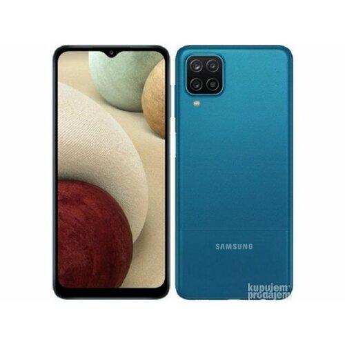 Samsung Galaxy A12 4GB/64GB plavi mobilni telefon Slike