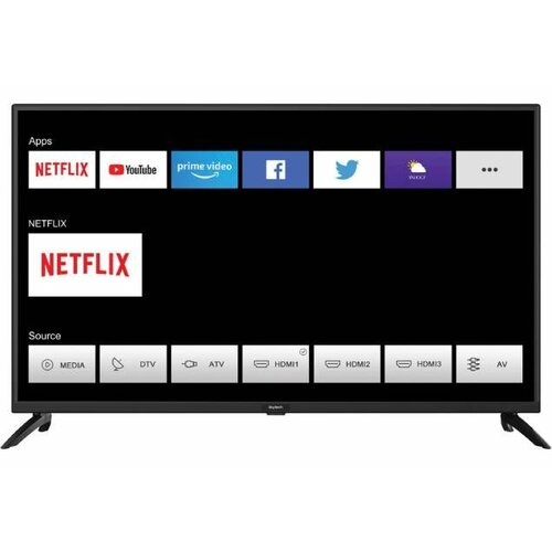 Skytech 43SKU20BS Smart 4K Ultra HD televizor Slike