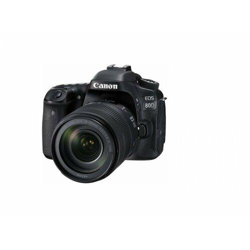 Canon EOS 80D+18-135mm IS nano USM digitalni fotoaparat Slike