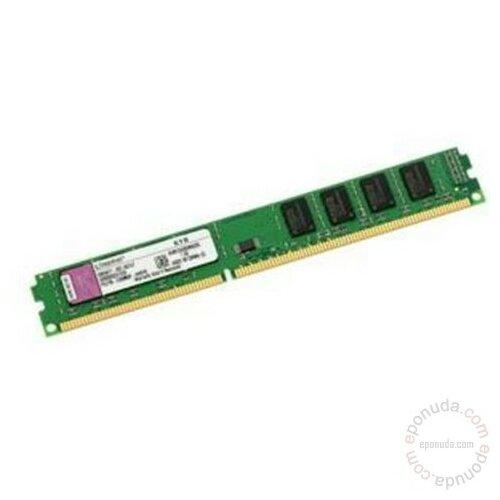 Kingston DDR3 4GB 1333MHz CL9, KVR13N9S8/4 ram memorija Slike