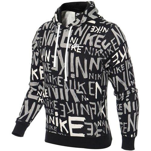 Nike muška dukserica M Nsw Club Po Bb Hoodie Hoa DA0061-010 Slike