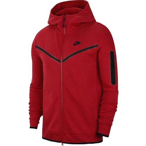 Nike muški duks M NSW TCH FLC HOODIE FZ CU4489-657  Cene