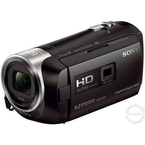 Sony HDR-PJ410B kamera Slike