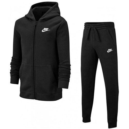 Nike dečija trenerka B NSW TRK SUIT CORE BF BV3634-010  Cene