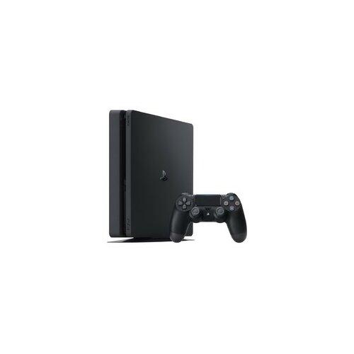 Sony PlayStation PS4 500GB Slim + Dualshock 4 kontroler + PES 21 igra Slike